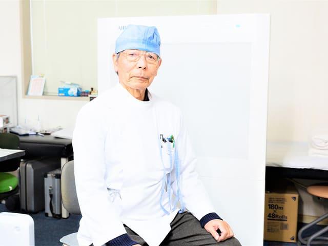 院長/宮本 浩明